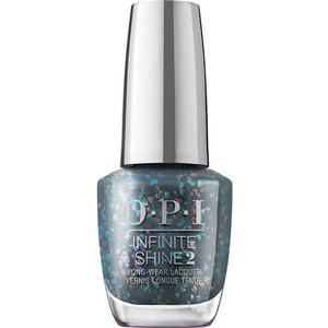 OPI Infinite Shine - Air Dry 10 Day Nail Polish - Shine Bright Collection - Puttin' On The Glitz 0.5 oz. (MHRM37 - HRM50)