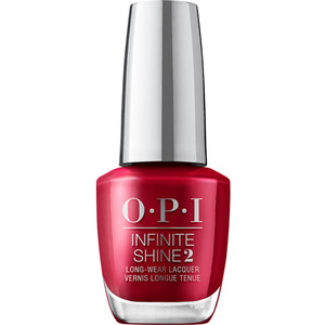 OPI Infinite Shine - Air Dry 10 Day Nail Polish - Shine Bright Collection - Red-y For The Holidays 0.5 oz. (MHRM37 - HRM43)