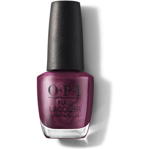 OPI Nail Lacquer - Shine Bright Collection - Dressed To The Wines 0.5 oz. (MHRM02)