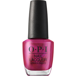 OPI Nail Lacquer - Shine Bright Collection - Merry In Cranberry 0.5 oz. (MHRM02 - HRM07)