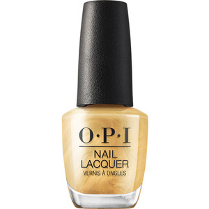 OPI Nail Lacquer - Shine Bright Collection - This Gold Sleighs Me 0.5 oz. (MHRM02 - HRM05)