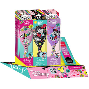 Wet Brush Pro - Disney Detangler Classics Display (16645)