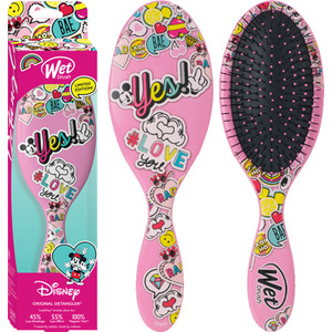 Wet Brush Pro - Disney Mickey & Minnie Mouse Detangler Peace Love Pink (M16642 - 16642)