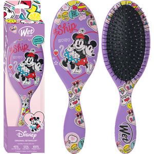 Wet Brush Pro - Disney Mickey & Minnie Mouse Detangler So In Love Purple (M16642 - 16644)