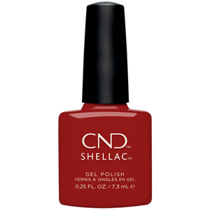 CND Shellac Cocktail Couture Holiday 2020 Collection - Bordeaux Babe 365 0.25 oz. - 7.3 mL. (M8739 - 8740)