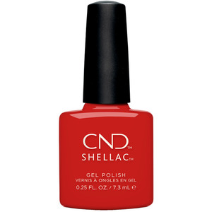 CND Shellac Cocktail Couture Holiday 2020 Collection - Devil Red 364 0.25 oz. - 7.3 mL. (M8739 - 8739)
