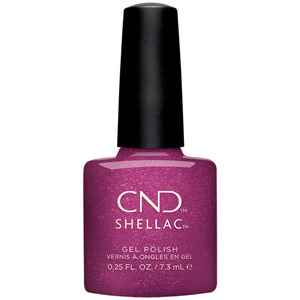 CND Shellac Cocktail Couture Holiday 2020 Collection - Drama Queen 367 0.25 oz. - 7.3 mL. (M8739 - 8742)