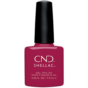 CND Shellac Cocktail Couture Holiday 2020 Collection - How Merlot 366 0.25 oz. - 7.3 mL. (M8739 - 8741)