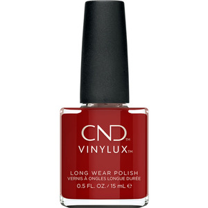 CND Vinylux Cocktail Couture Holiday 2020 Collection - Bordeaux Babe 365 0.5 oz.. - 7 Day Air Dry Nail Polish (M8745 - 8746)