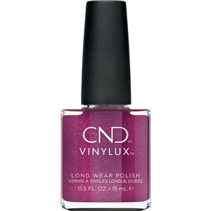 CND Vinylux Cocktail Couture Holiday 2020 Collection - Drama Queen 367 0.5 oz.. - 7 Day Air Dry Nail Polish (M8745 - 8748)