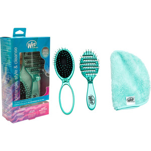 Wet Brush Pro - Detangle & Dry Trio Teal (M17002)