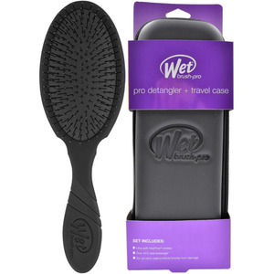 Wet Brush Pro - Detangler + Travel Case Black (M16869 - 16869)