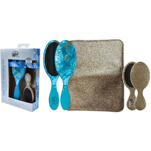 Wet Brush Pro - Glitter & Go Detangling Set Gold Glimmer (M16879 - 16879)
