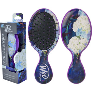 Wet Brush Pro - Hyper Floral Mini Detangler Purple Florals (M16943 - 16944)