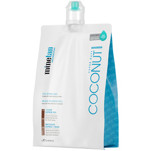 MineTan Coconut Water Pro - Professional Spray Tan Solution 33.8 oz. - 1 Liter (M43573 - 43580)