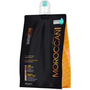 MineTan My Moroccan Pro - Professional Spray Tan Solution 33.8 oz. - 1 Liter (M43600 - 43603)
