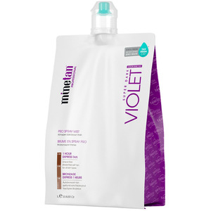 MineTan Violet Pro - Professional Spray Tan Solution 33.8 oz. - 1 Liter (M43569 - 43576)