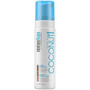 MineTan - Coconut Water Self Tan Foam 6.7 oz. - 200 mL. (43610)