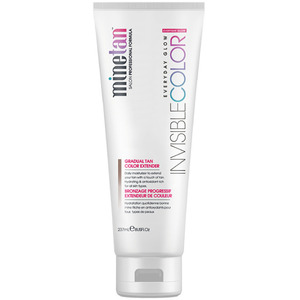 MineTan - Invisible Color Gradual Tan Daily Moisturizer 8 oz. - 237 mL. (43632)