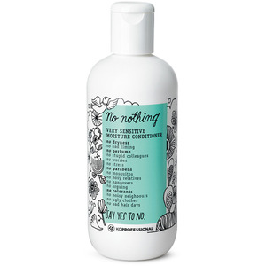 No Nothing - Fragrance Free Very Sensitive Moisturize Condiitoner 10.15 fl. oz. (1820)