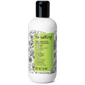 No Nothing - Fragrance Free Very Sensitive Repair Shampoo 10.15 fl. oz. (1832)