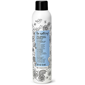 No Nothing - Fragrance Free Very Sensitive & Super Strong Hairspray 10.15 fl. oz. (1837)