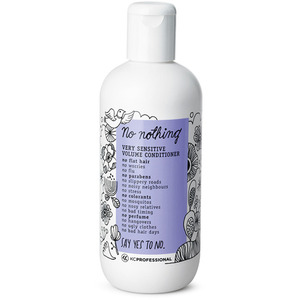 No Nothing - Fragrance Free Very Sensitive Volume Conditioner 10.15 oz. (1829)