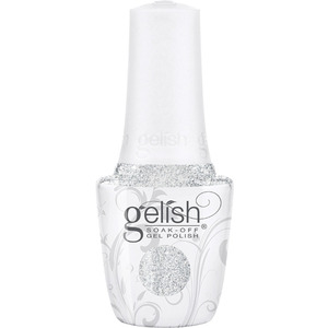Gelish Soak-Off Gel Polish - Liquid Frost - Shake Up The Magic! Winter 2020 Collection 0.5 oz. (1110404)