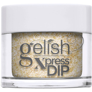Gelish Xpress Dip - All That Glitters Is Gold 43g - 1.5 oz. (M1620031 - 1610947)