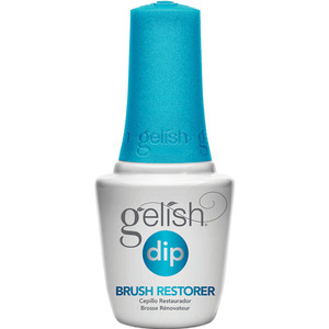 Gelish Xpress Dip - Brush Restorer 0.5 oz - 15 mL (1640005)