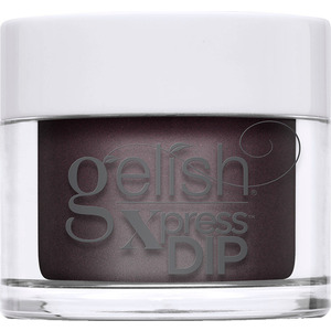 Gelish Xpress Dip - Disney Villains Collection - You're In My World Now - Deep Burgundy Pearl (Dr. Facilier) 43g - 1.5 oz. (M1620401 - 1620396)