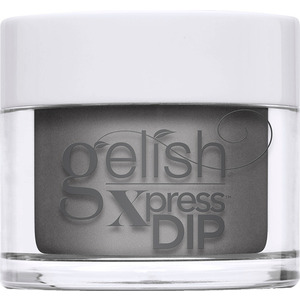 Gelish Xpress Dip - Disney Villains Collection - Smoke The Competition - Concrete Gray Creme (Hades) 43g - 1.5 oz. (M1620401 - 1620399)
