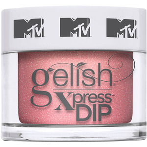Gelish Xpress Dip - MTV Switch on Color Collection - Show Up & Glow Up 43g - 1.5 oz. (M1620401 - 1620398)
