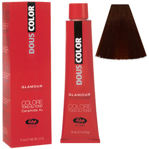 Lisap DousColor Glamour Intense Reds - 734 - 2.5 oz. - 75 mL. (M130302057 - 130302063)