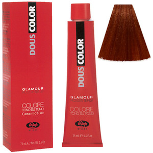 Lisap DousColor Glamour Intense Reds - 763 - 2.5 oz. - 75 mL. (M130302057 - 130302065)