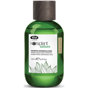 Lisap Keraplant Sebum-Regulating Shampoo 8.45 oz. - 250 mL. (M110048 - 110048)