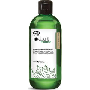 Lisap Keraplant Sebum-Regulating Shampoo 33.8 oz. - 1000 mL. (M110048 - 110049)