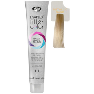 Lisap Lisaplex Filter Color - Sand - 3.5 oz. - 100 mL. (M120010001 - 120010012)
