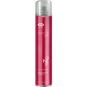 Lisap Lisynet One Extra Strong Hold Hairspray 11.9 oz. - 500 mL. (140468000)