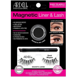 Ardell Magnetic Gel Liner & Lash Demi Wispies (36851)