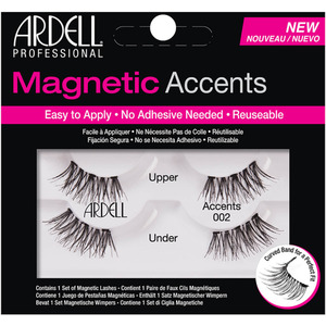 Ardell Magnetic Single Accent Lash #002 - Upper + Lower (6779)