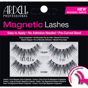 Ardell Magnetic Single Lash #113 - Upper + Lower (6768)