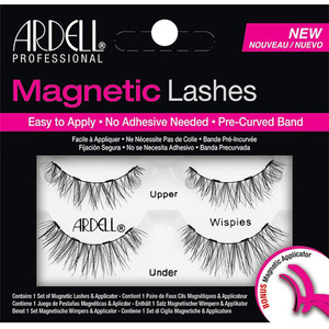 Ardell Magnetic Single Lash Whispies - Upper + Under (6765)
