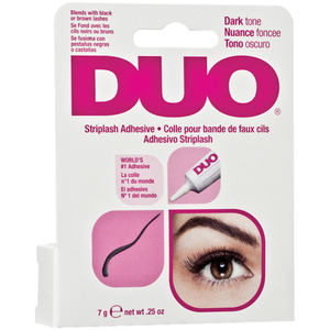 Ardell Duo Line It Lash It Adhesive Black 0.25 oz. - 7 Grams (6774)