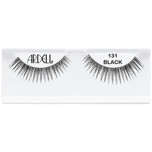 Ardell Natural Strip Lashes #131 - Black 1 Pair (6667)