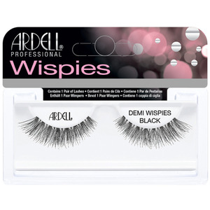 Ardell Demi Wispies - Black 1 Pair (6645)
