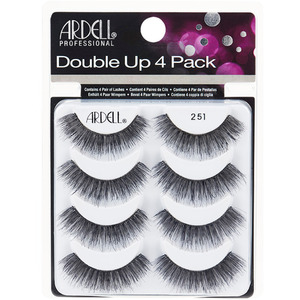 Ardell Double Up Mega Volume Strip #251 4 Pair (6754)