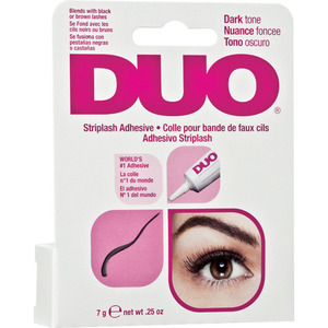 Ardell Duo Strip Adhesive - Dark 0.25 oz. - 7 Grams (6719)