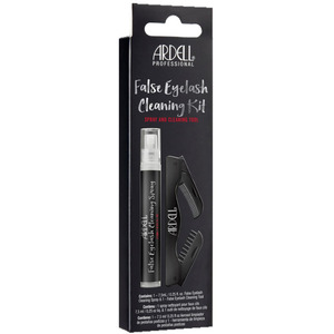 Ardell False Eyelash Cleaning Kit - Spray + Cleaning Tool (7207)