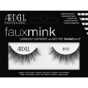 Ardell Faux Mink Strip Lashes #810 1 Pair (6638)